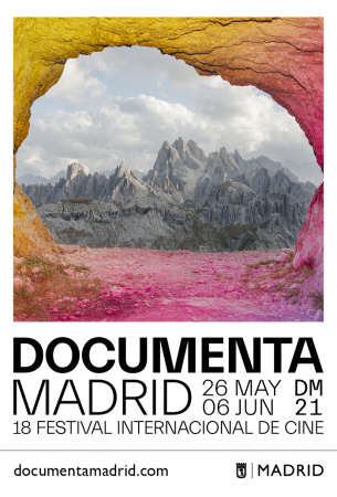 Documenta Madrid 2021 presenta su nueva imagen y los jurados de sus  secciones competitivas | DocumentaMadrid