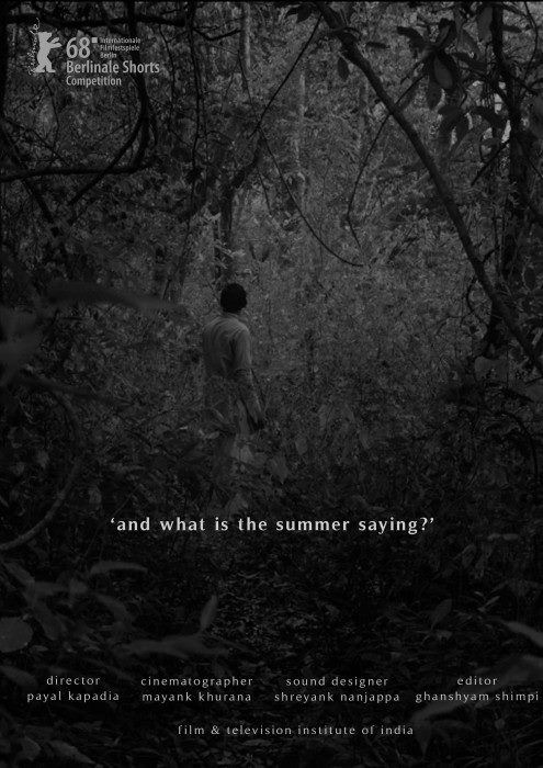 And What Is the Summer Saying | DocumentaMadrid
