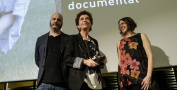 Ruth Beckermann recoge el Premio Honorífico DocumentaMadrid